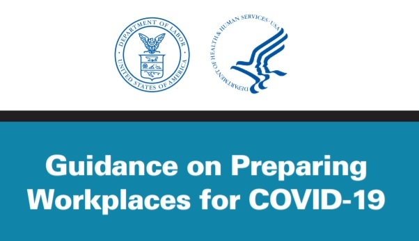 OSHA releases coronavirus guidance for workplaces