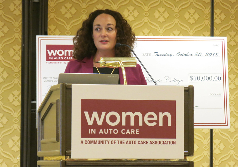 Women in Auto Care accepting Women of the Year nominations