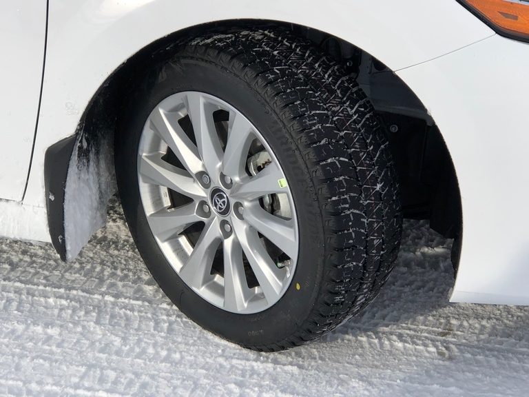 PHOTOS: Bridgestone's latest Blizzak offers longer life, enhanced performance