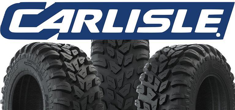 Carlstar unveils Carlisle Pavemaster UTV tire