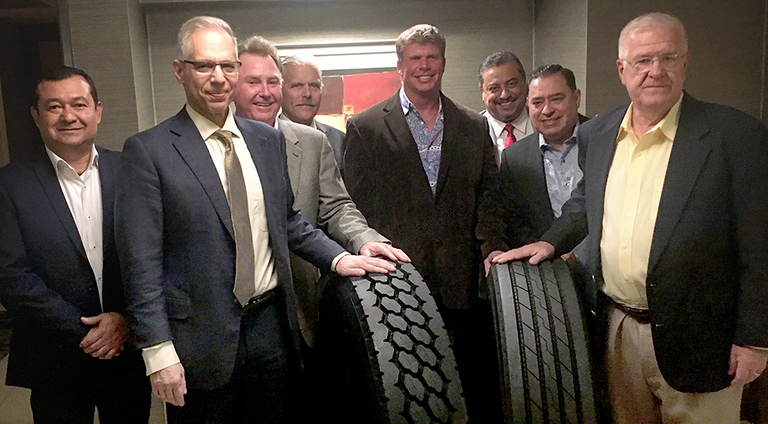 Penn Tires pushes value with Transporter commercial line