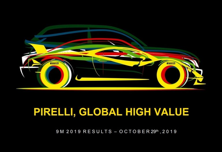 Pirelli sales, earnings up in Q3, nine-month period