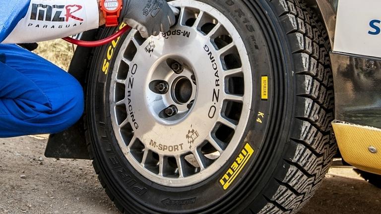 FIA picks Pirelli as World Rally tire supplier, starting in 2021
