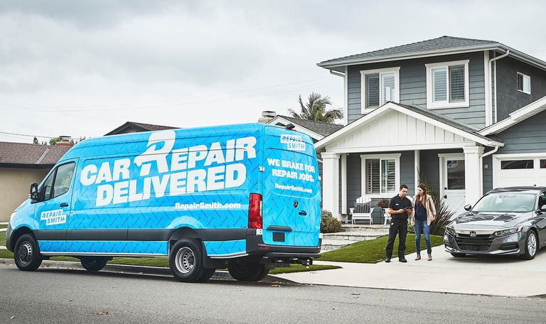 RepairSmith expands mobile services in Calif., Ariz.