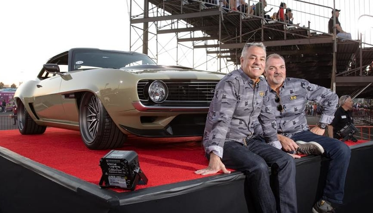 '69 Camaro wins SEMA 'Builders' competition for 2nd straight year