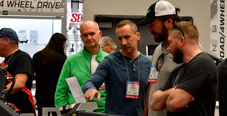 Registration opens for 2020 SEMA, AAPEX events