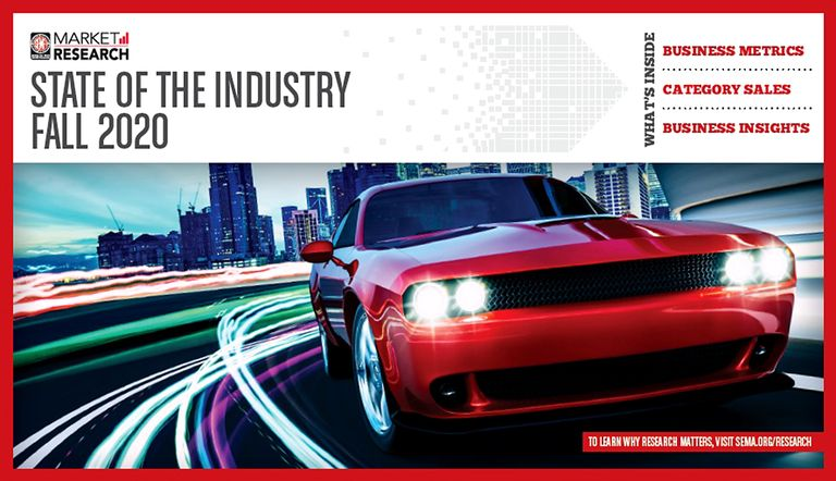SEMA survey shows resilient auto aftermarket in 2020