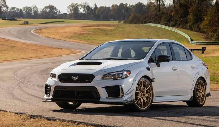 Subaru, SRI develop Dunlop Sport Maxx GT for WRX-derived STI S209