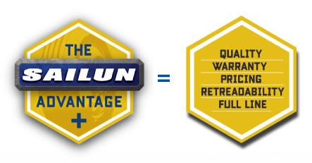 TBC enhances warranty coverage for Sailun truck tires