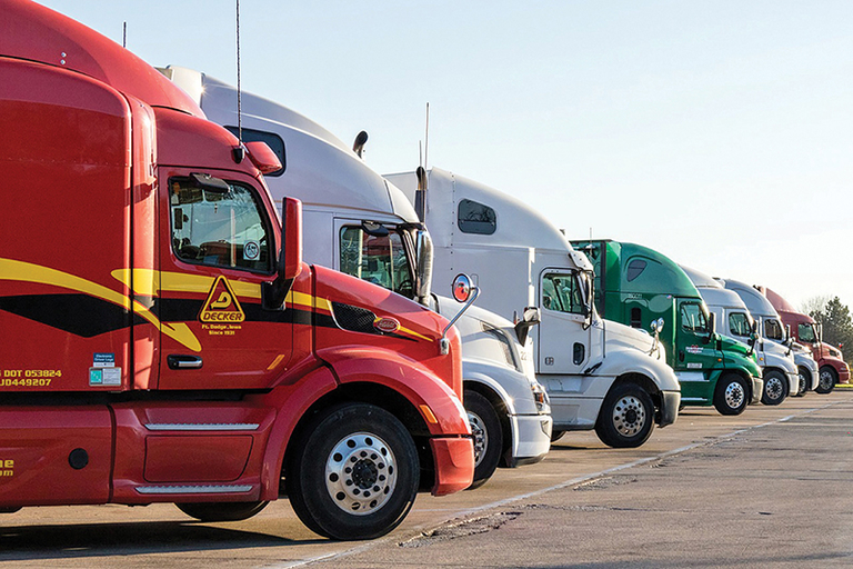 Trucking costs — except tires — up in all categories in 2018