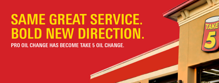 Take 5 Oil Change to expand across Canada