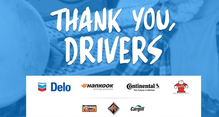 Conti, Hankook support Love's Thank a Driver program