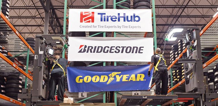 TireHub relocates 2 Texas distribution centers
