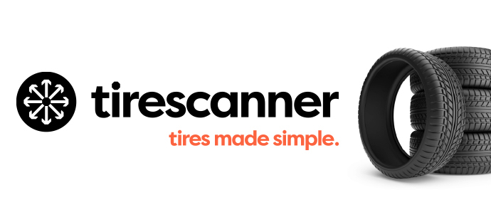 Tirescanner organizing network of independent mobile tire-installers