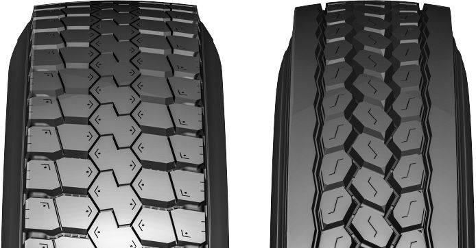 Keter Tire unveils line of open-, closed-shoulder drive tires