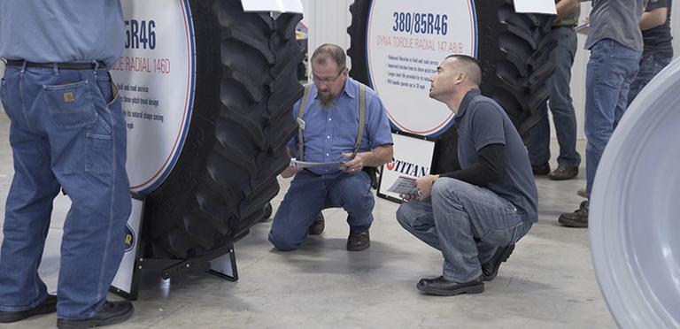 Titan offering training program for dealers again