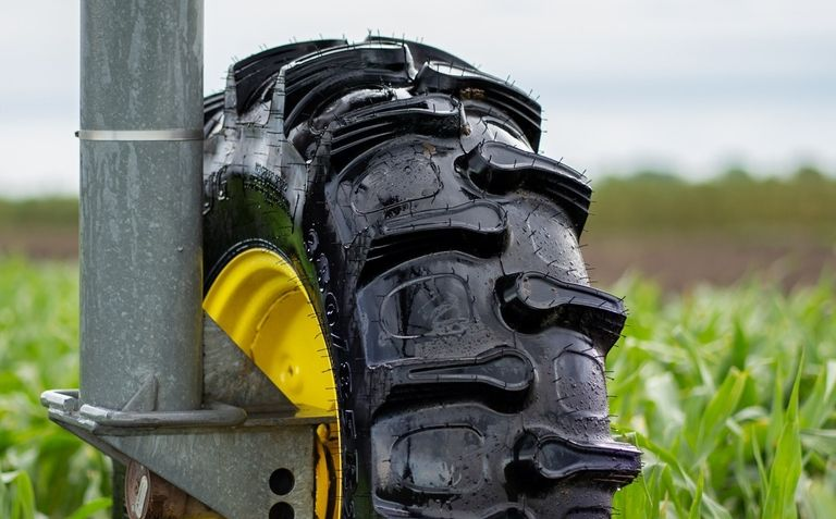 Titan launches Hi-Dration Lug irrigation tire