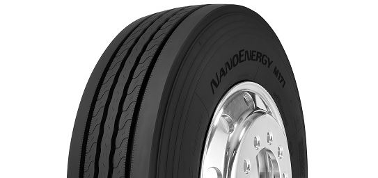 Toyo unveils NanoEnergy M171 all-position truck tire