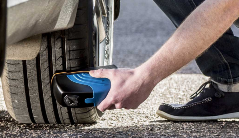 Snap-On introduces TreadReader handheld tire scanner