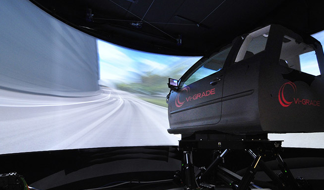 Goodyear, Michelin invest in dynamic driving simulators