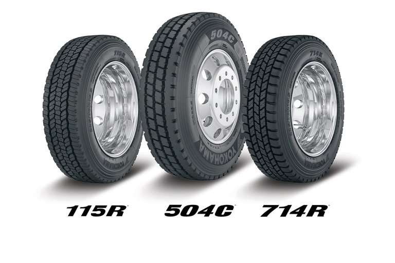 Yokohama adding all-position, urban-delivery models to truck tire range