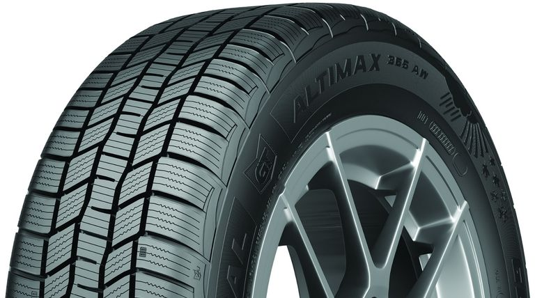 Conti introduces General-brand all-weather tire for U.S.