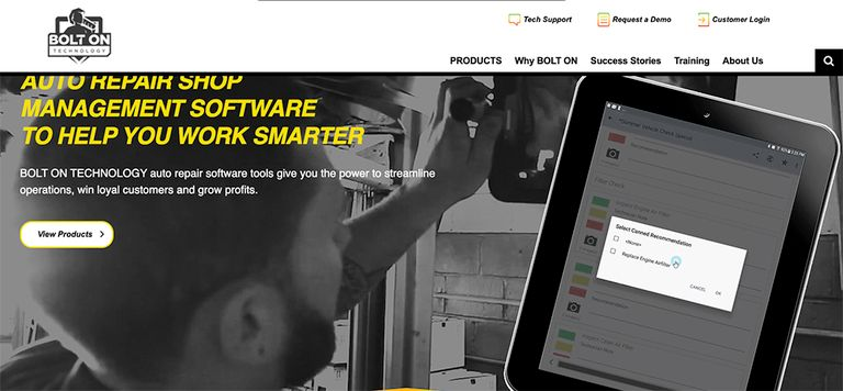 Bolt On expands digital inspection platform in aftermarket