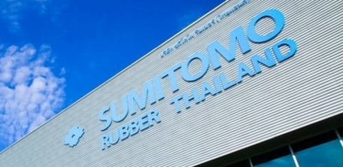 Sumitomo Rubber working to diminish natural rubber's odor