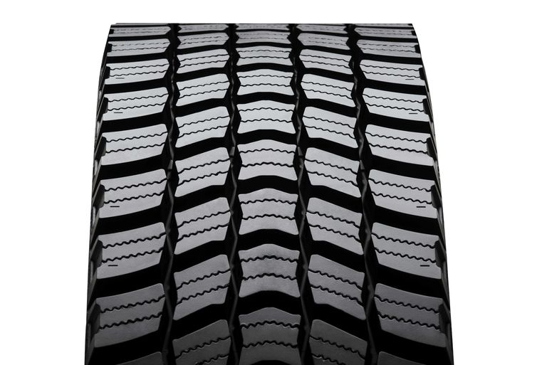 Vipal Rubber adds tread for snow, mud performance