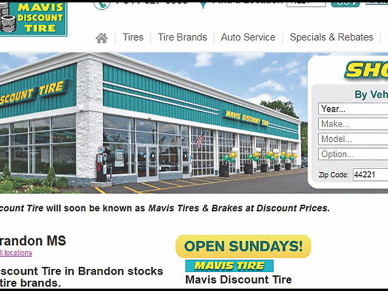Discount Suit Settled Mavis To Rebrand Around 200 Stores