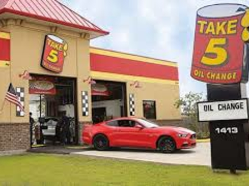 Discount Tire Oil Change >> Discount Tires Stores Take 5 Oil Change Expands Footprint