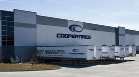 Cooper's existing D/C in Franklin, Ind.