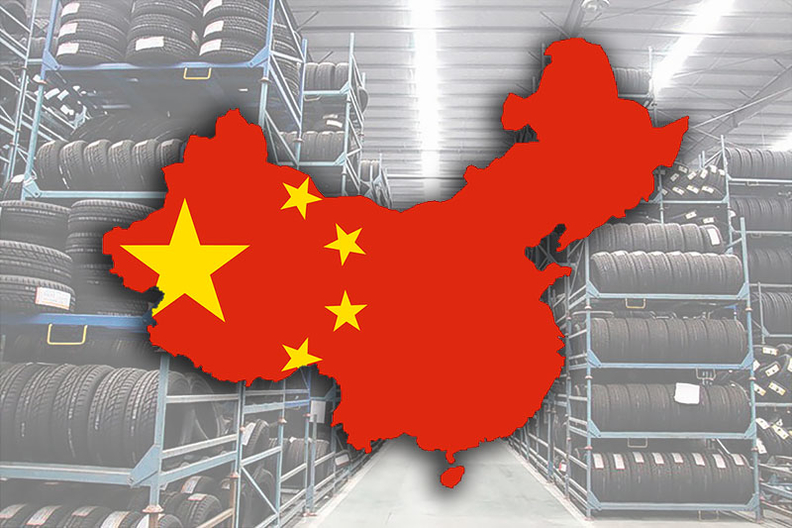 Impact of import duties on Chinese truck tires in flux