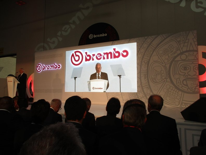 Brembo-building-brake-foundry-in-Mexico