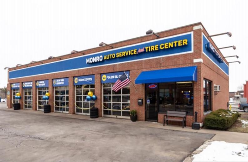 Online Tire Store >> Monro Eyes Brand Realignment Store Updates Online Sales