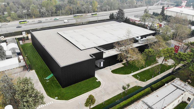 Prometeon new research and development center in Turkey