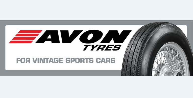 Coker adds Avon Tyres brand to vintage tire portfolio
