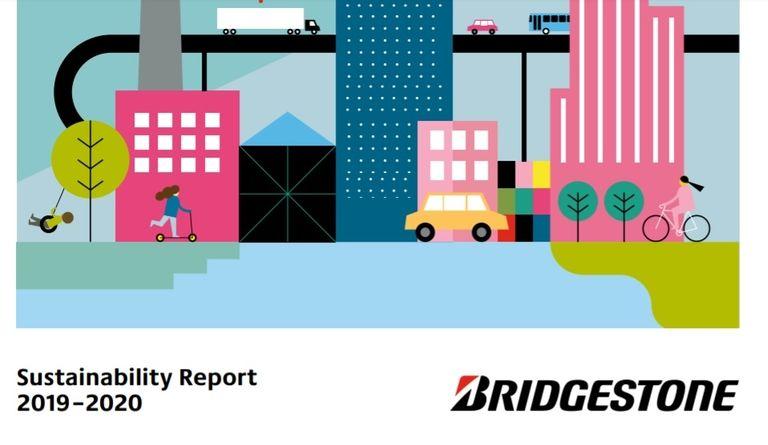 Bridgestone unveils vision for more sustainable future