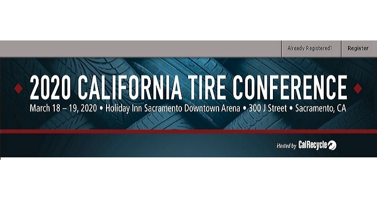CalRecycle to host waste tire management conference in Sacramento