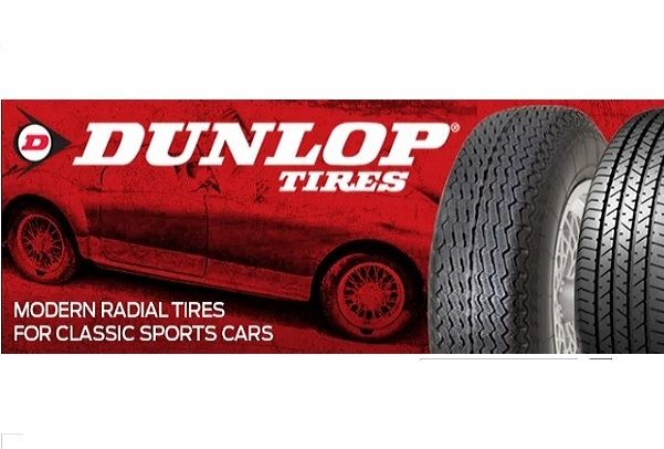 Coker adding Dunlop Sport Classic radials to vintage portfolio
