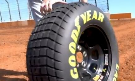 Bias-ply tires return to NASCAR Cup Series for Bristol dirt race