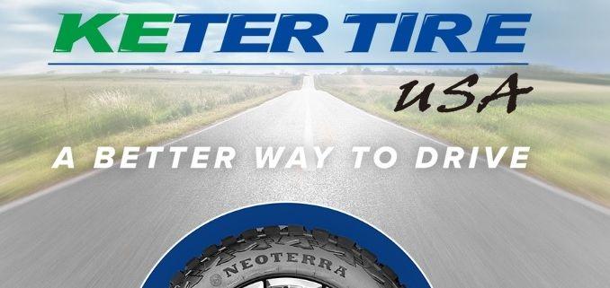 Keter Tire launches two mixed-service truck tires