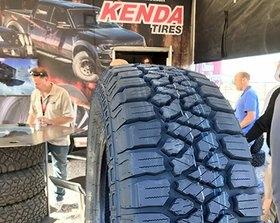 Kenda launches Klever A/T2 light truck tire