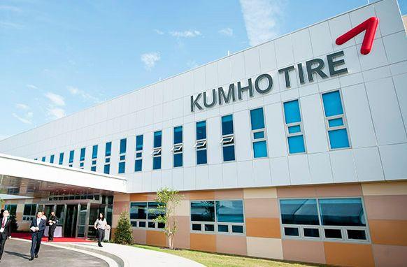 Kumho Tire reopens Georgia plant