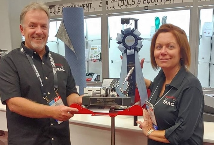 Colorado repair shop owner invents tire installation tool