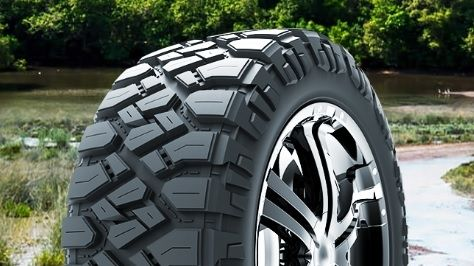 Nama adds M/T tire to Maxxploit line in U.S.