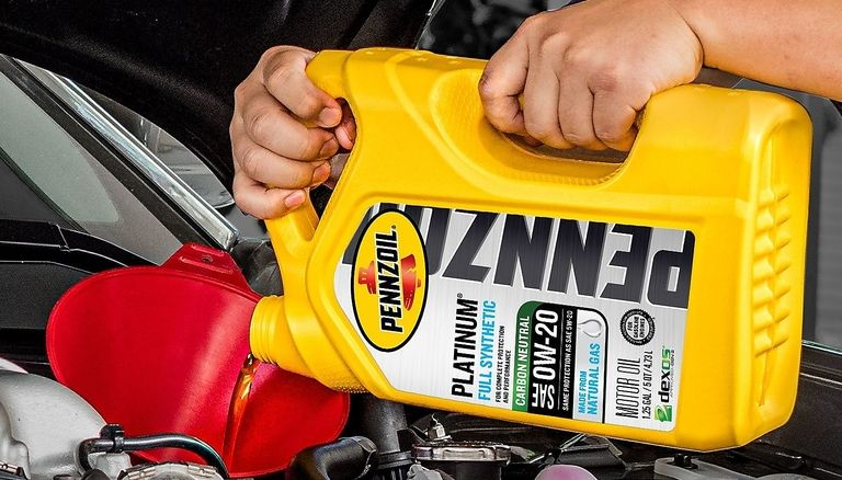 Pennzoil offering carbon-neutral lubricants for passenger cars