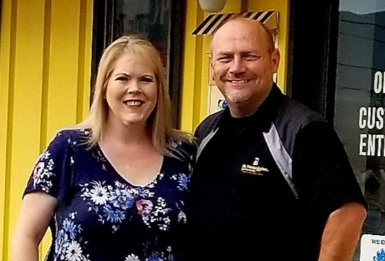 Tennessee couple named Milex franchisees of the year