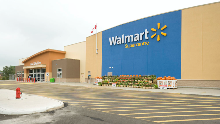Wal-Mart to close Tire & Lube Express locations across Canada