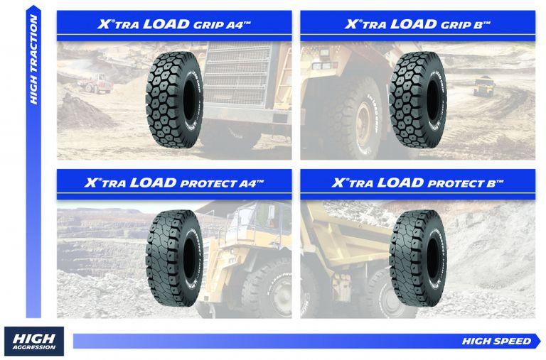 Michelin completes rigid dump-truck tire lineup
